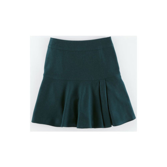f06e85db242e0 Boden Dresses & Skirts - Boden Suzy Skater skirt - pleated wool